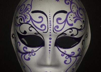 Belle Epoque' Mask