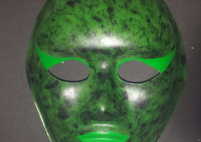 Mold Biology Mask